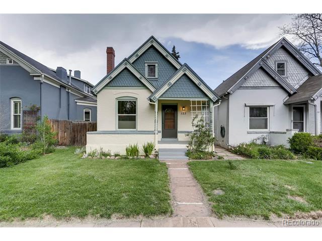 123 W Archer Place, Denver, CO 80223