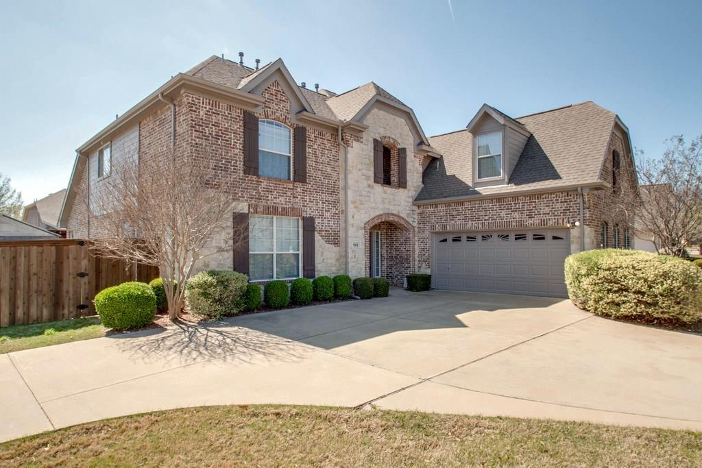 901 Saddle Brook Drive, Highland Village, TX 75077