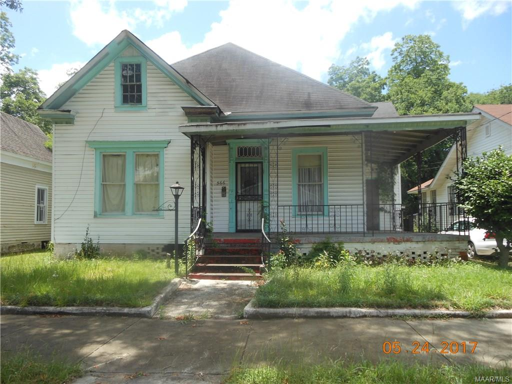 566 VIRGINIA Avenue, Montgomery, AL 36104