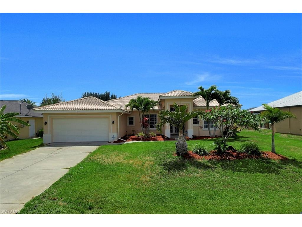 122 SW 33rd AVE, CAPE CORAL, FL 33991