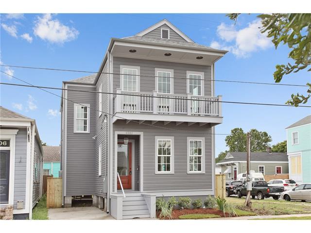4502 N RAMPART Street, New Orleans, LA 70117
