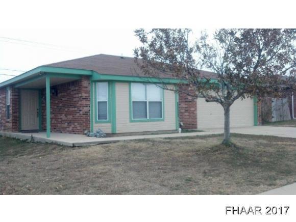 4106 Sand Dollar, Killeen, TX 76549
