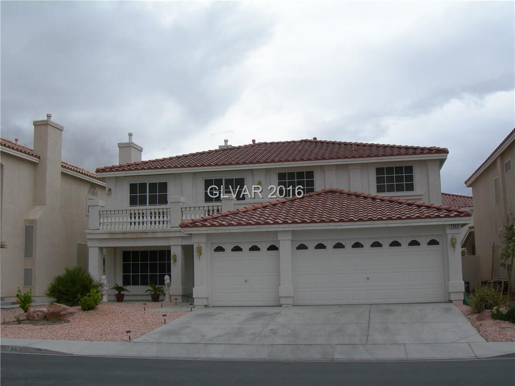 7863 ABALONE BAY Street, Las Vegas, NV 89139