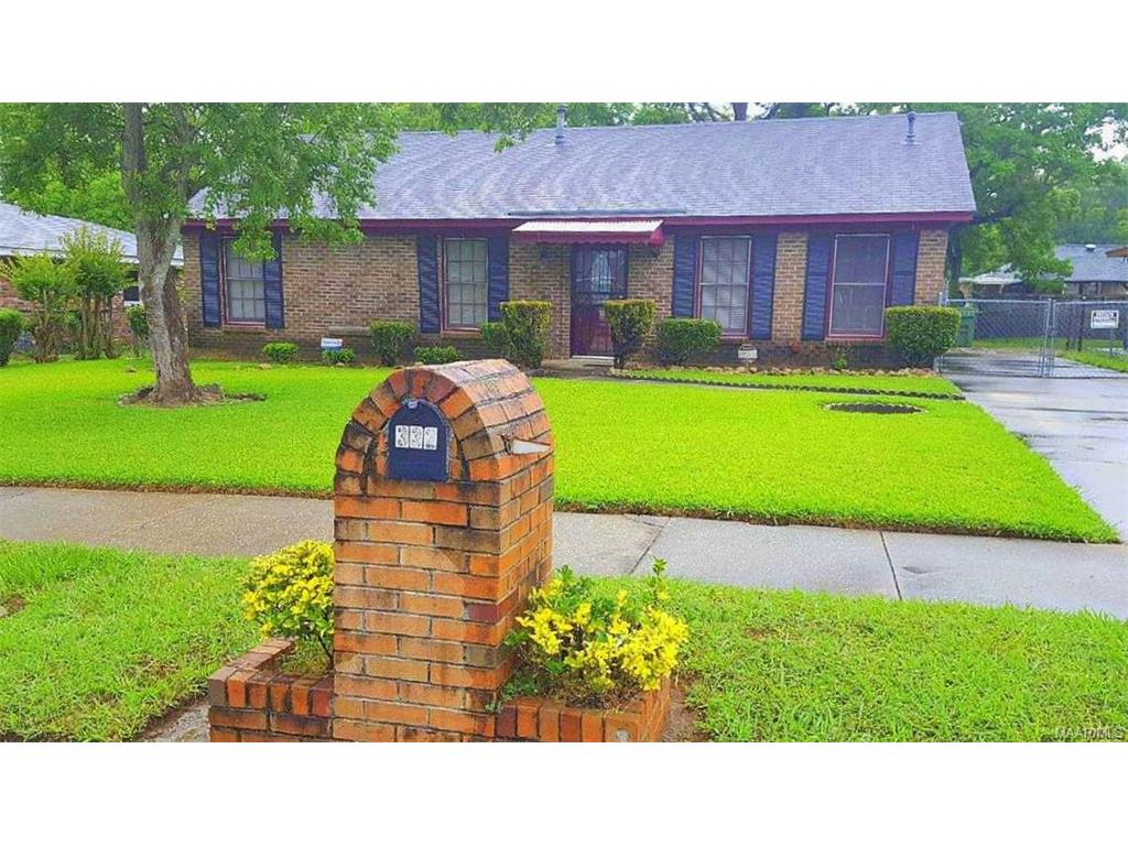 332 Green Leaf Drive, Montgomery, AL 36108