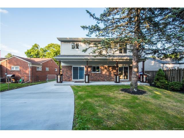1332 S WILSON Avenue, Royal Oak, MI 48067