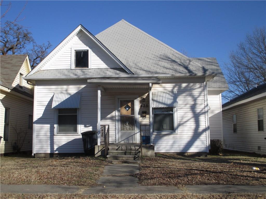 425 N Park, Shawnee, OK 74801