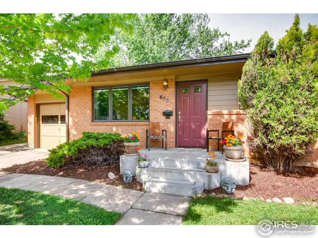 655 S 41st St, Boulder, CO 80305