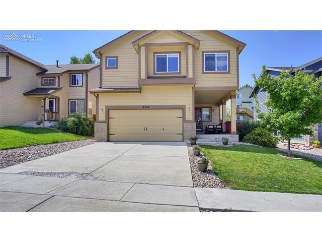8334 Kettle Drum Street, Colorado Springs, CO 80922