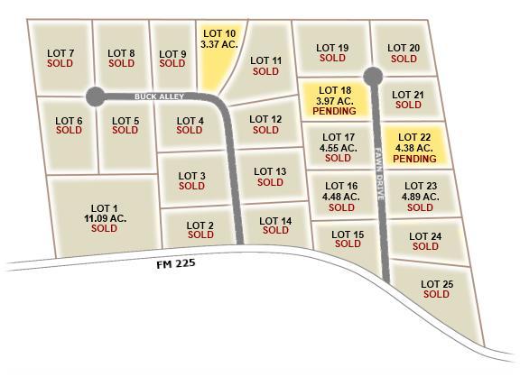 Lot 10 Buck Alley, Douglass, TX 75943