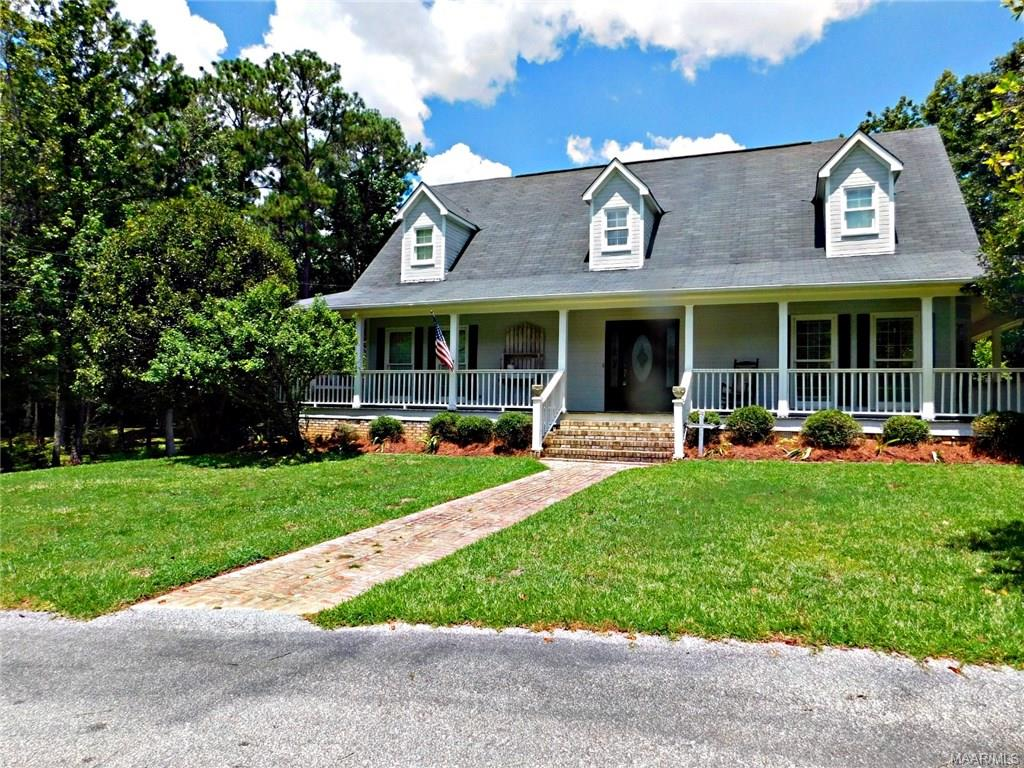 215 BROOKLEY Drive, Eclectic, AL 36024