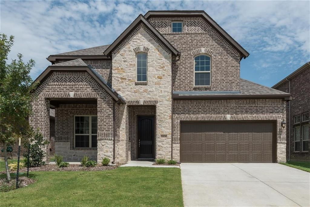 1016 Yarrow Street, Little Elm, TX 75068