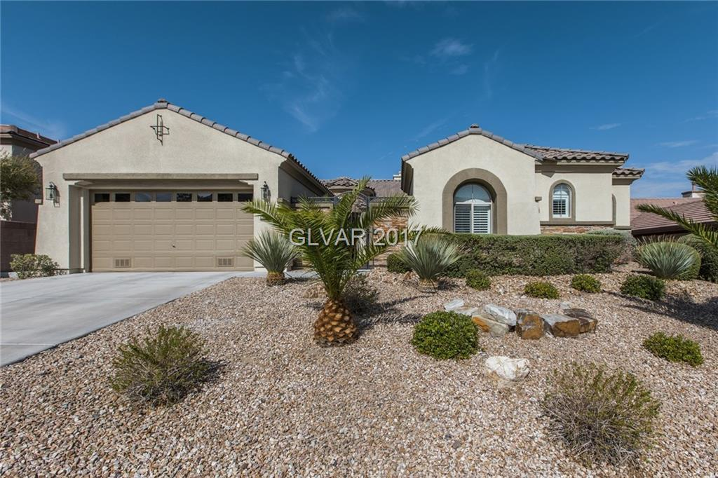 2669 CHATEAU CLERMONT Street, Henderson, NV 89044