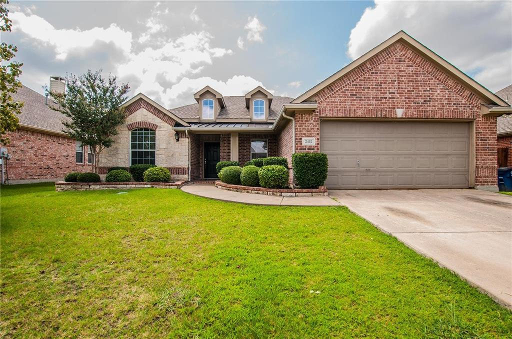 2452 Foxwood Lane, Little Elm, TX 75068