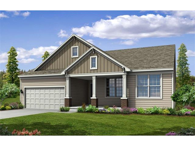 The Amberwood (to be built), Dardenne Prairie, MO 63368