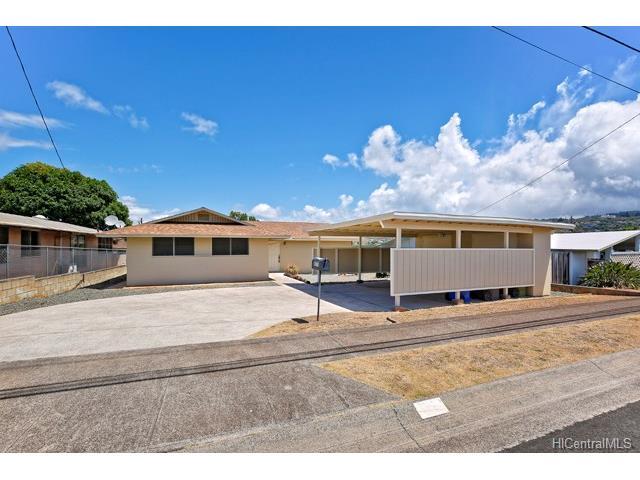 1570 Haloa Drive, Honolulu, HI 96818
