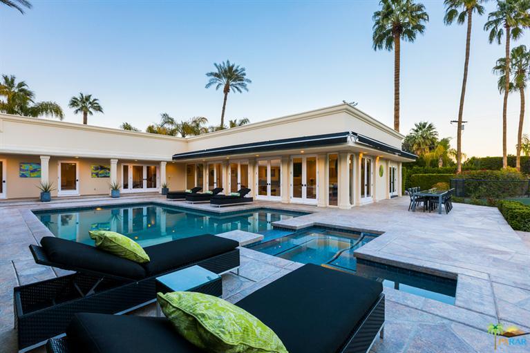 Mid century modern palm springs real estate for sale for Palm springs mid century modern homes for sale