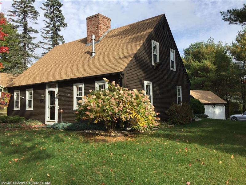 381 East Main ST , Yarmouth, ME 04096