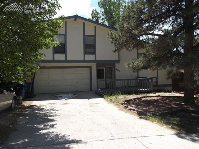 6215 Eagles Nest Drive, Colorado Springs, CO 80918