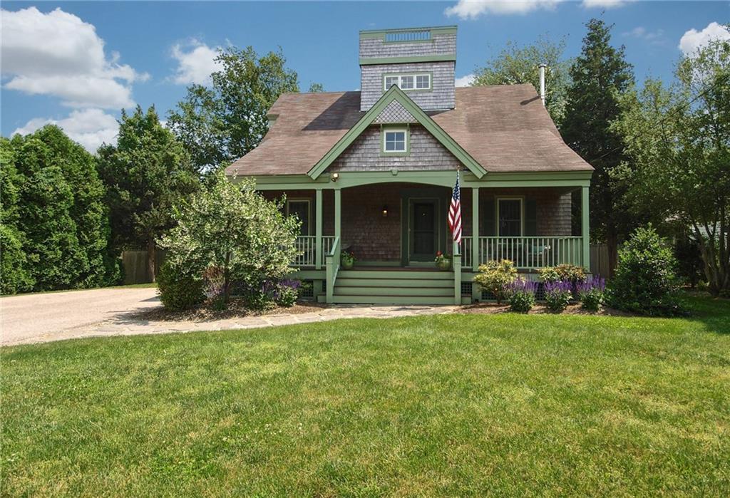 91 Hamilton AV, Jamestown, RI 02835