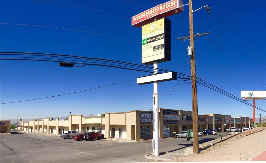 7924 Gateway Boulevard E 103, El Paso, TX 79915