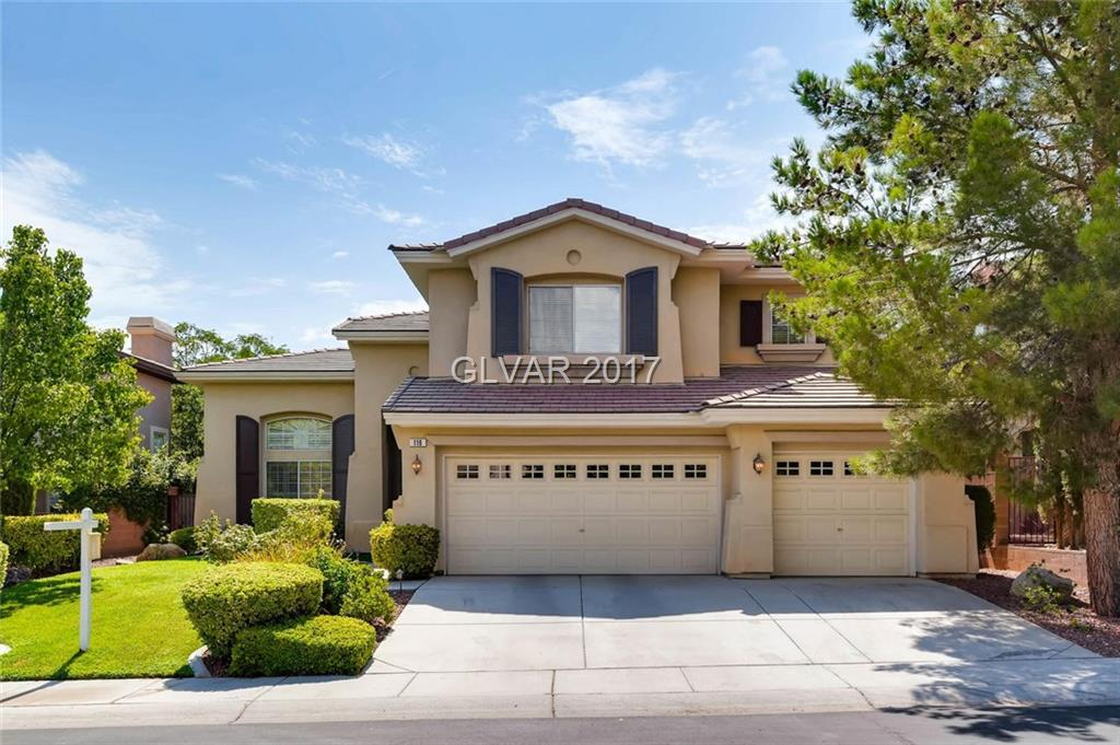 116 S BUTEO WOODS Lane, Las Vegas, NV 89144