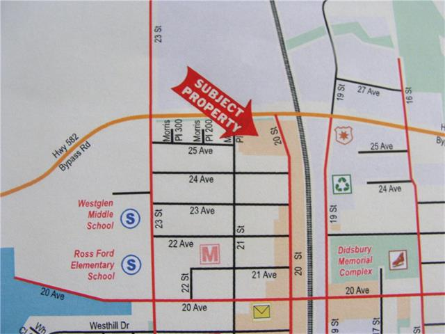 20 STREET and HIGHWAY 582, Didsbury, AB T0M 0W0
