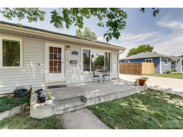 479 S Harlan Street, Lakewood, CO 80226