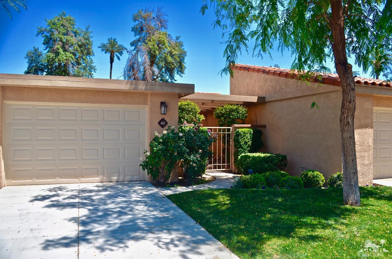 40 La Cerra Drive, Rancho Mirage, CA 92270