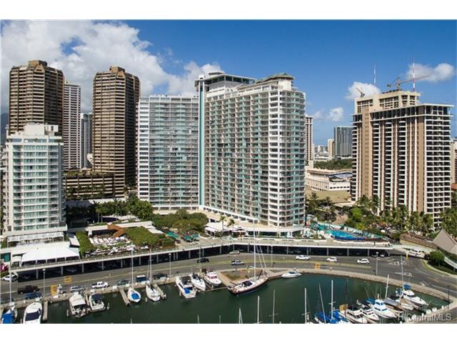 1777 Ala Moana Boulevard 423, Honolulu, HI 96815