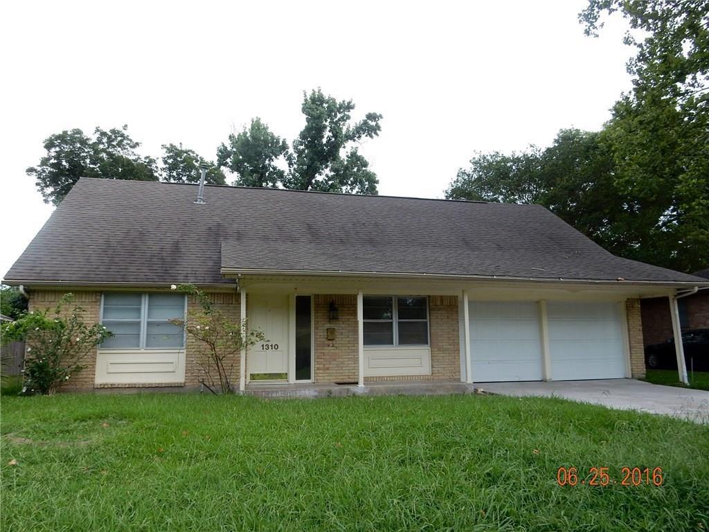 1310 Lexington Drive, Garland, TX 75041