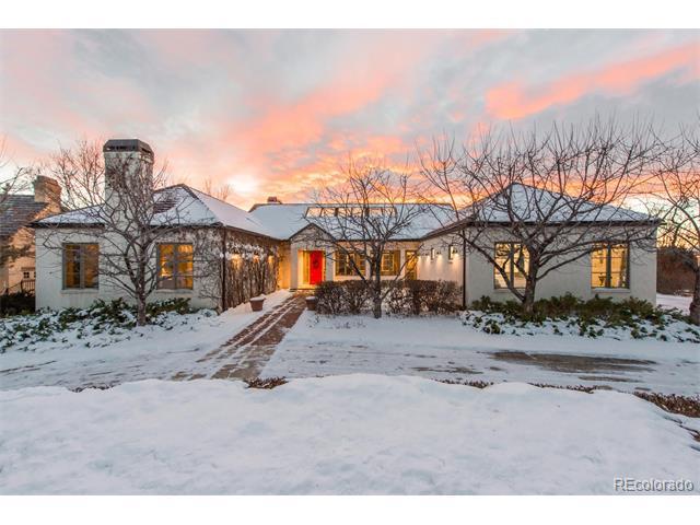 21 Covington Drive, Cherry Hills Village, CO 80113