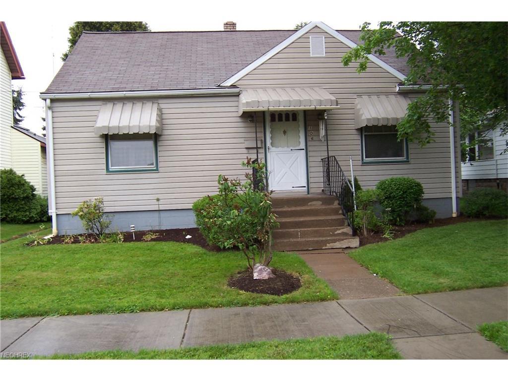 106 E Wilson Ave, Girard, OH 44420