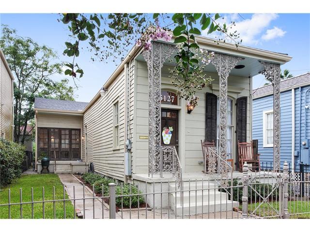 5127 COLISEUM Street, New Orleans, LA 70115