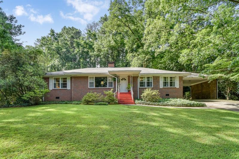 1353 Fama Drive, Atlanta, GA 30329