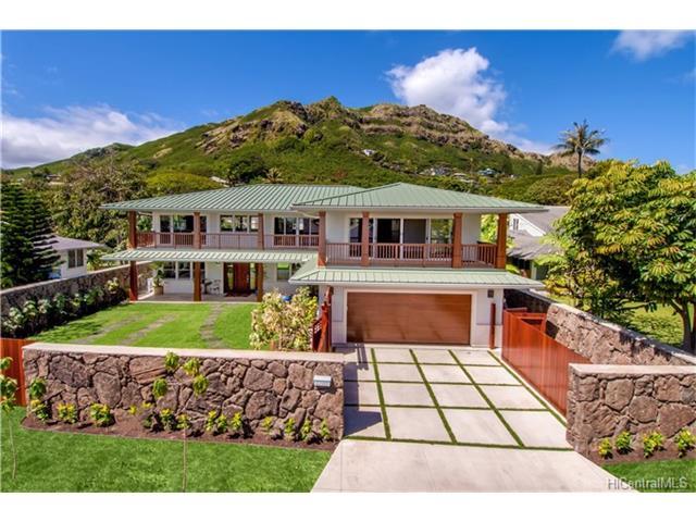 1261 Mokulua Drive, Kailua, HI 96734