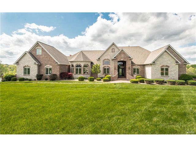 115 Avondale Meadows Drive, Wentzville, MO 63385