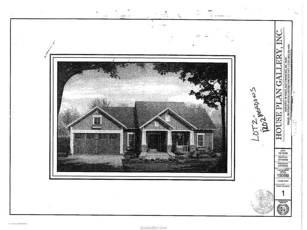 1202 Meadows, Madisonville, TX 77864