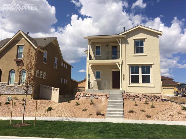 6166 Leon Young Drive, Colorado Springs, CO 80924