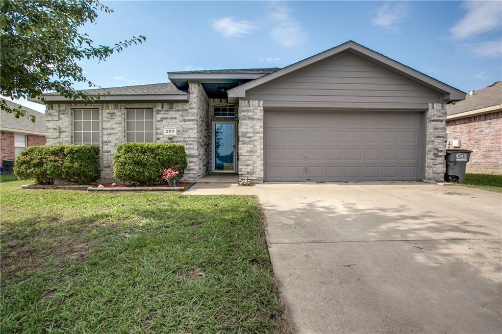 209 Lake Wichita Drive, Wylie, TX 75098