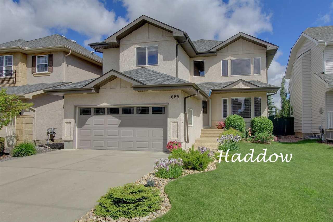1685 HECTOR Road, Edmonton, AB T6R 3B8
