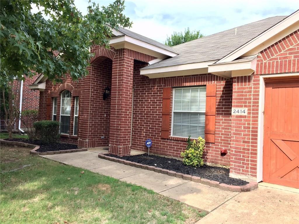2414 Blue Holly Drive, Corinth, TX 76210