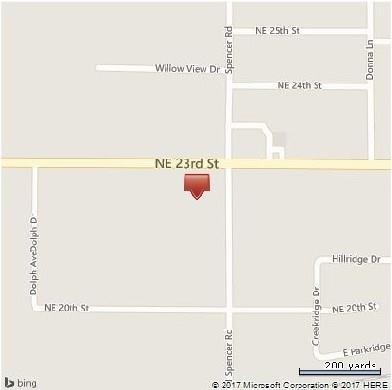 NE 23 and Spencer Rd, Oklahoma City, OK 73141