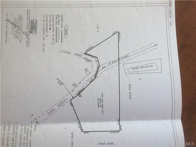 LOT 2 Legion Road, New Milford, CT 06776