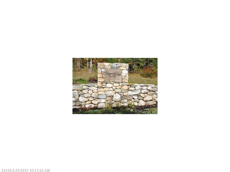 12 Stone Ridge RD , Falmouth, ME 04105