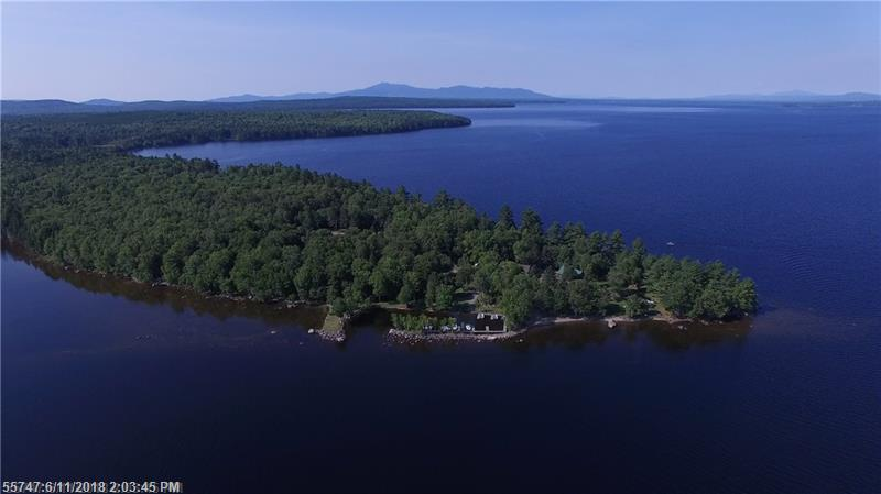 1 Casey's RD , Lily Bay Twp, ME 04441