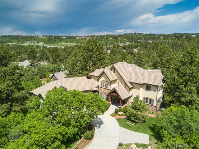 1076 Country Club Estates Drive, Castle Rock, CO 80108