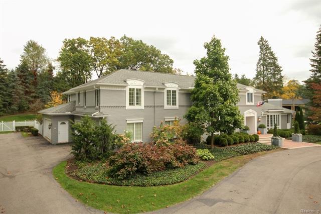 520 Haverhill RD, Bloomfield Hills, MI 48304