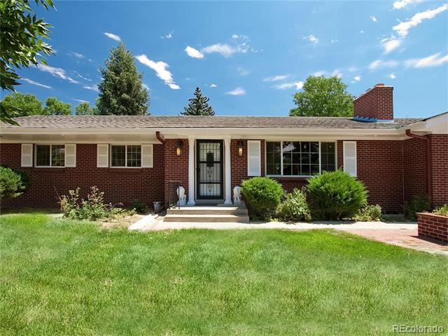 4930 S Clarkson Street, Cherry Hills Village, CO 80113