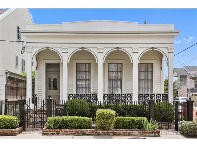 1636 SECOND Street, NEW ORLEANS, LA 70130