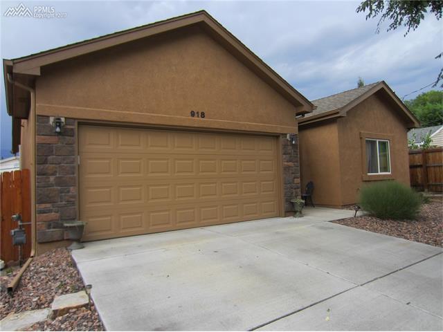 918 Bennett Lane, Colorado Springs, CO 80909